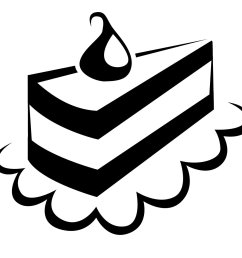 cake black and white free to use and share cake clipart for your website clipartdeck [ 1200 x 1200 Pixel ]