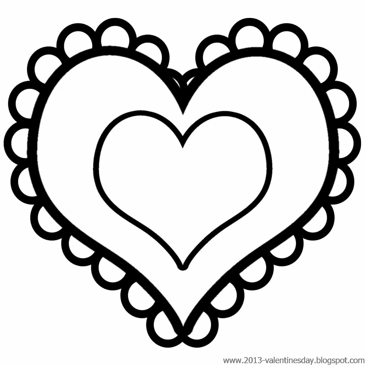 hight resolution of small black heart clipart