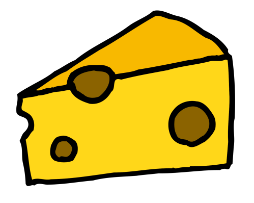 small resolution of cheese clip art free clipart images 6