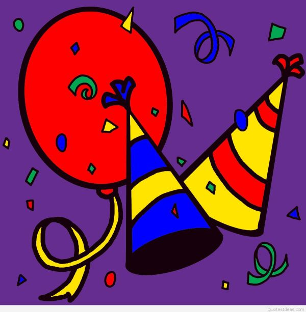 Happy Year Clipart - 87 Cliparts