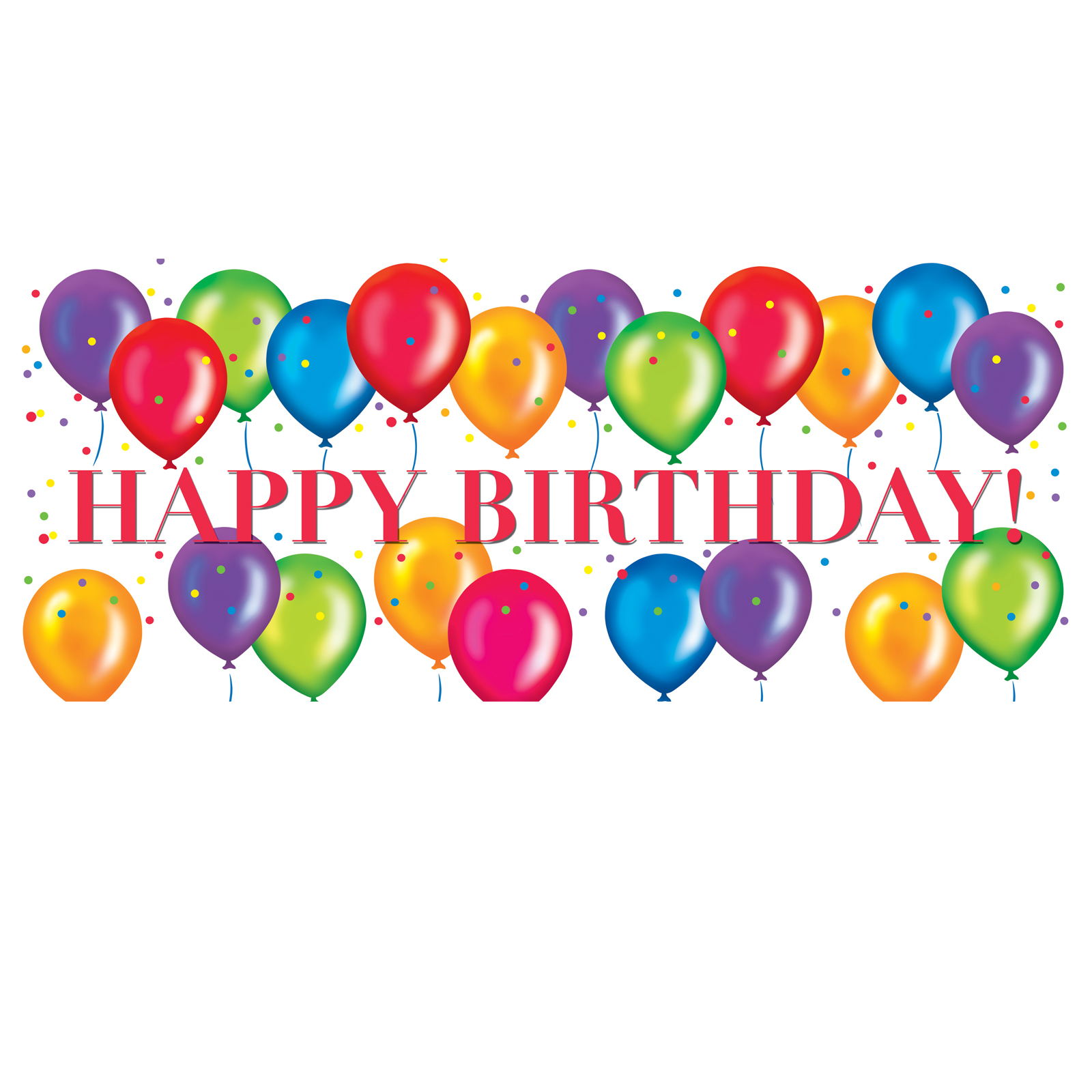 hight resolution of happy birthday friend clipart 4