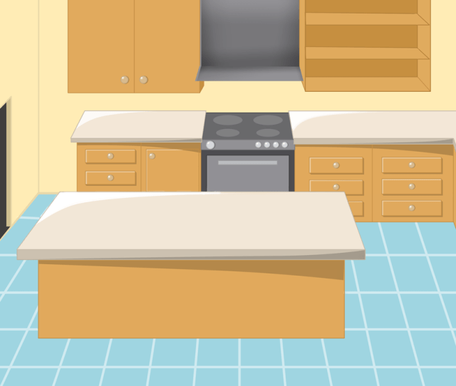 Kitchen Free To Use Clip Art