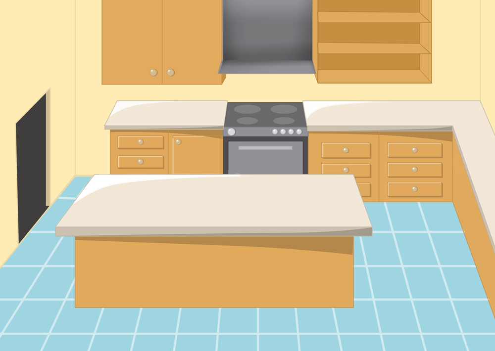 Perfect ... Kitchen Free To Use Clip Art ...