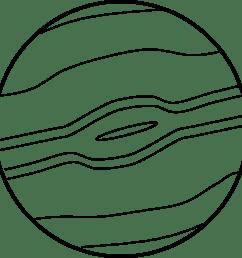 planet clip art free clipart images 3 4 [ 1129 x 1135 Pixel ]