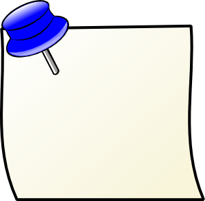 reminder clipart - 49 cliparts