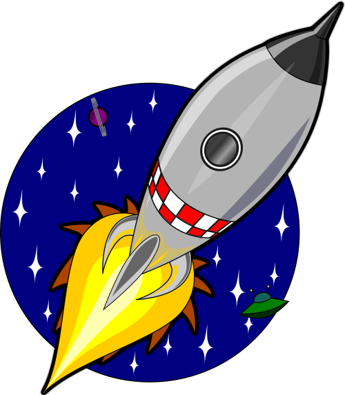 small resolution of rocket clip art free clipart images 2