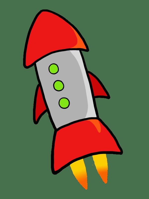 Free Rocket Clip Art