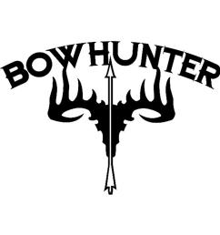 bow hunting clipart [ 1155 x 1155 Pixel ]