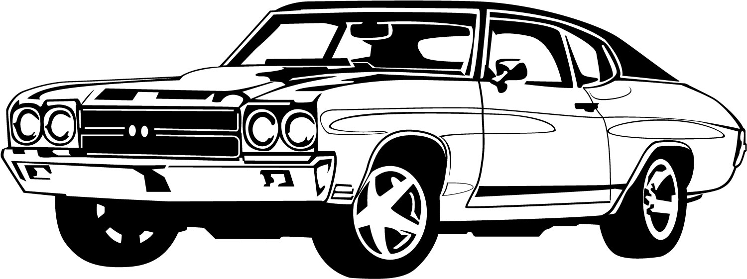 hight resolution of car black and white race car black and white clipart 4