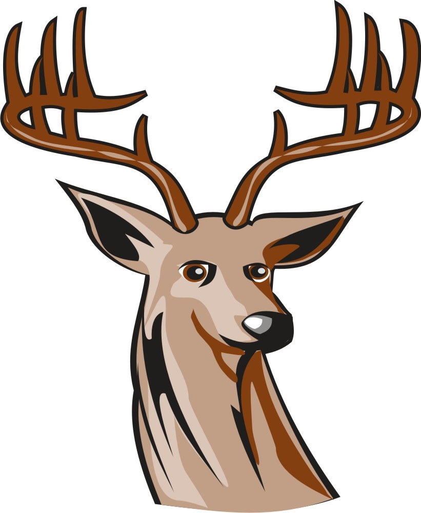 hight resolution of hunting clipart 2