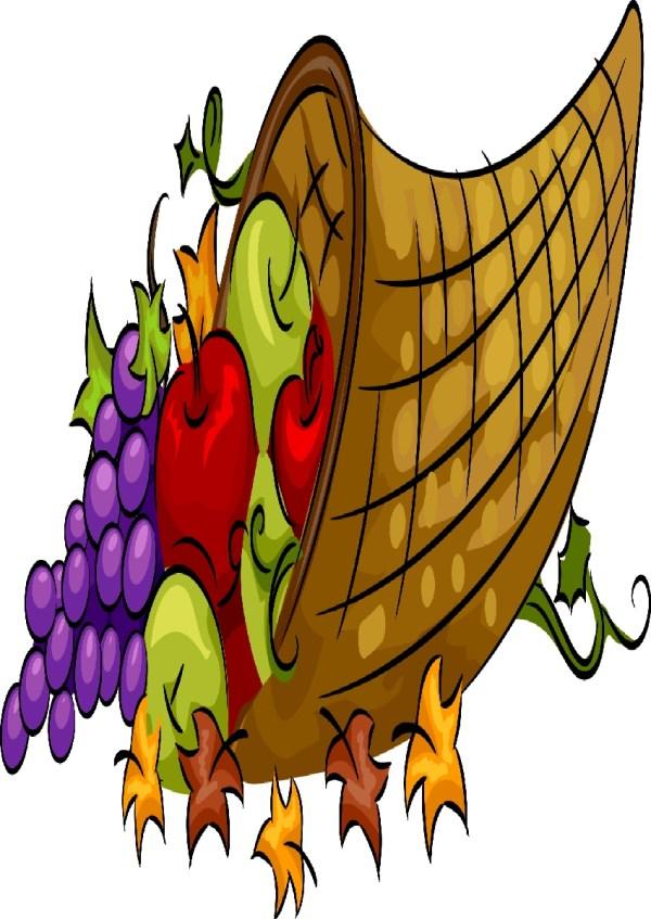 cornucopia free clipart - wikiclipart