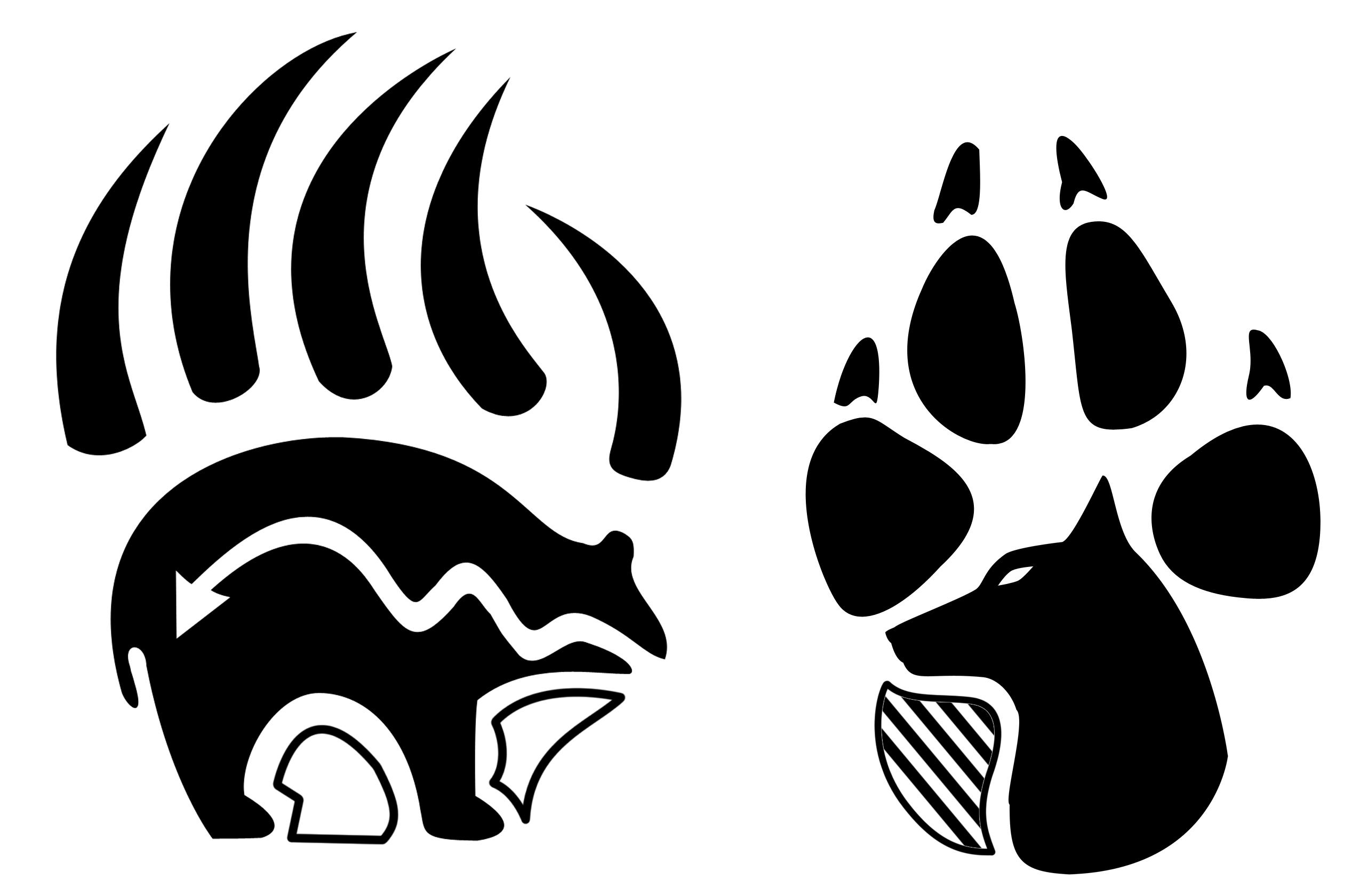 Native American Face Clip Art