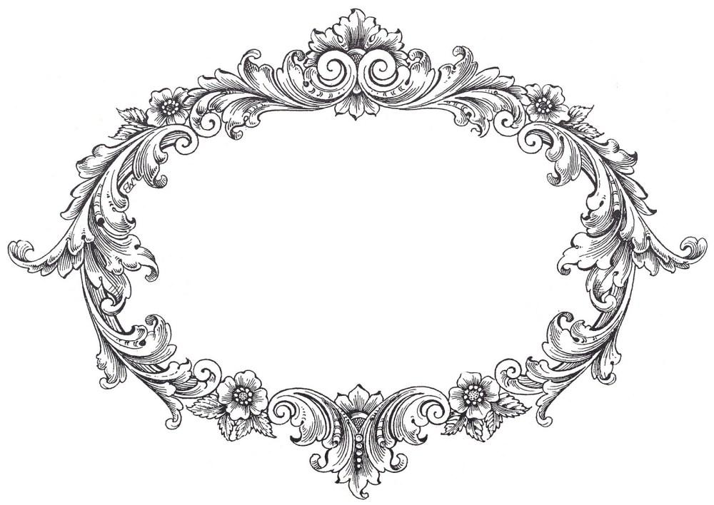medium resolution of fancy clipart 3