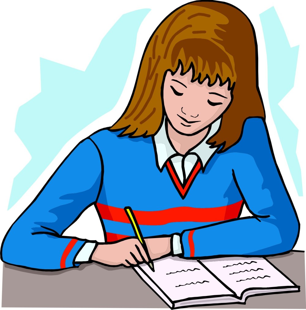 medium resolution of write free writing clipart pictures 6