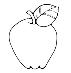 Fruit black and white black and white fruit clipart free images 4 WikiClipArt