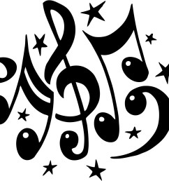 music notes black and white free musical note clip art music notes clipart famous and free [ 1546 x 1367 Pixel ]