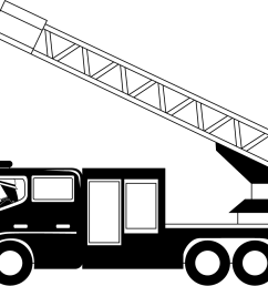 truck black and white fire truck clipart black and white free 2 [ 1144 x 928 Pixel ]