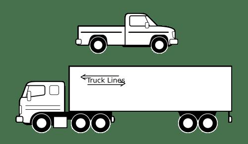 small resolution of truck black and white semi truck clipart black and white clipart download
