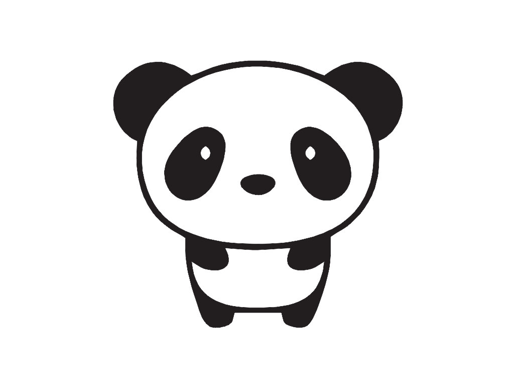 Cute Panda Wallpapers Buscar Con Kawaii Clip Art