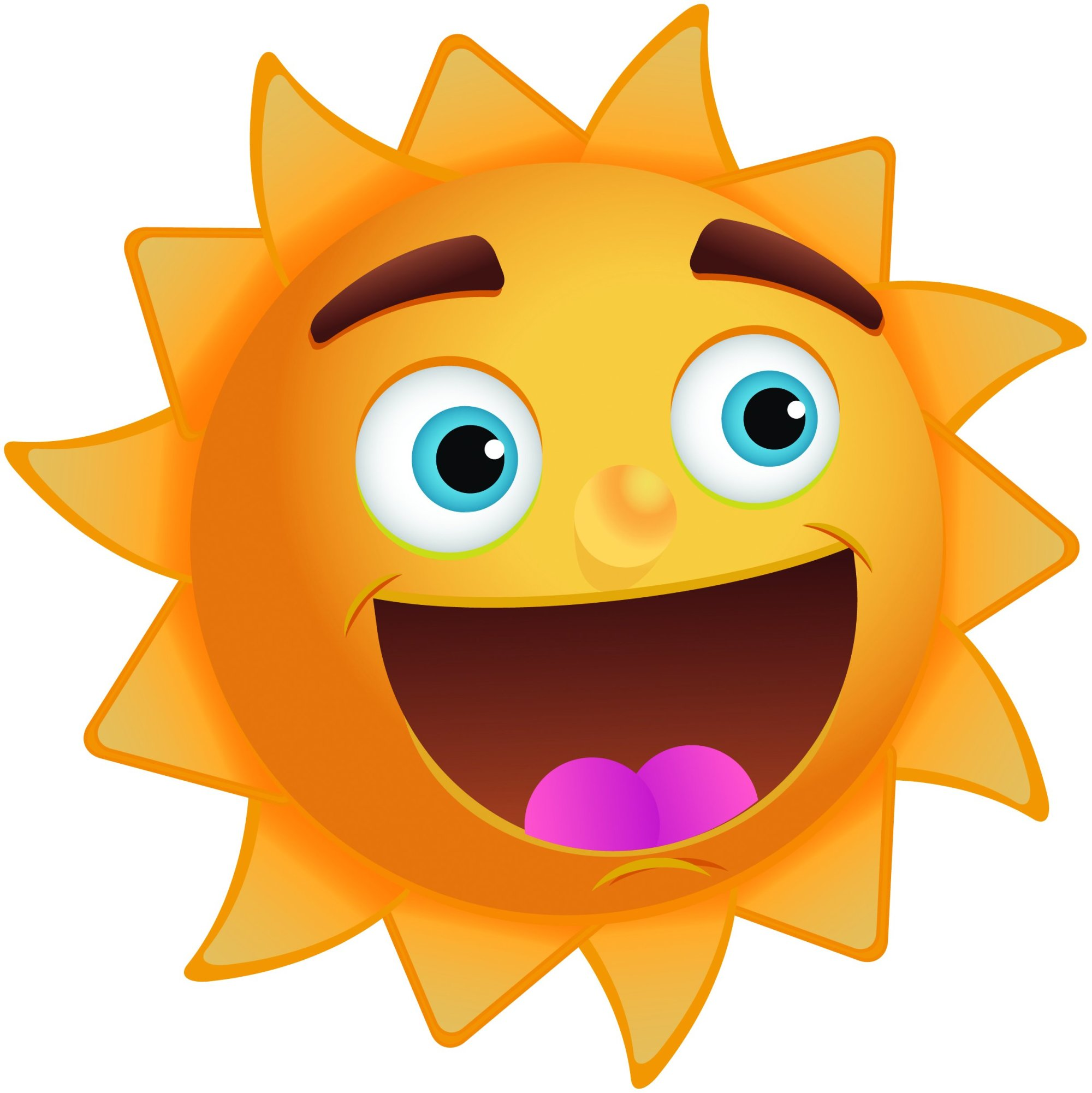 hight resolution of sunshine happy sun clipart free images 3