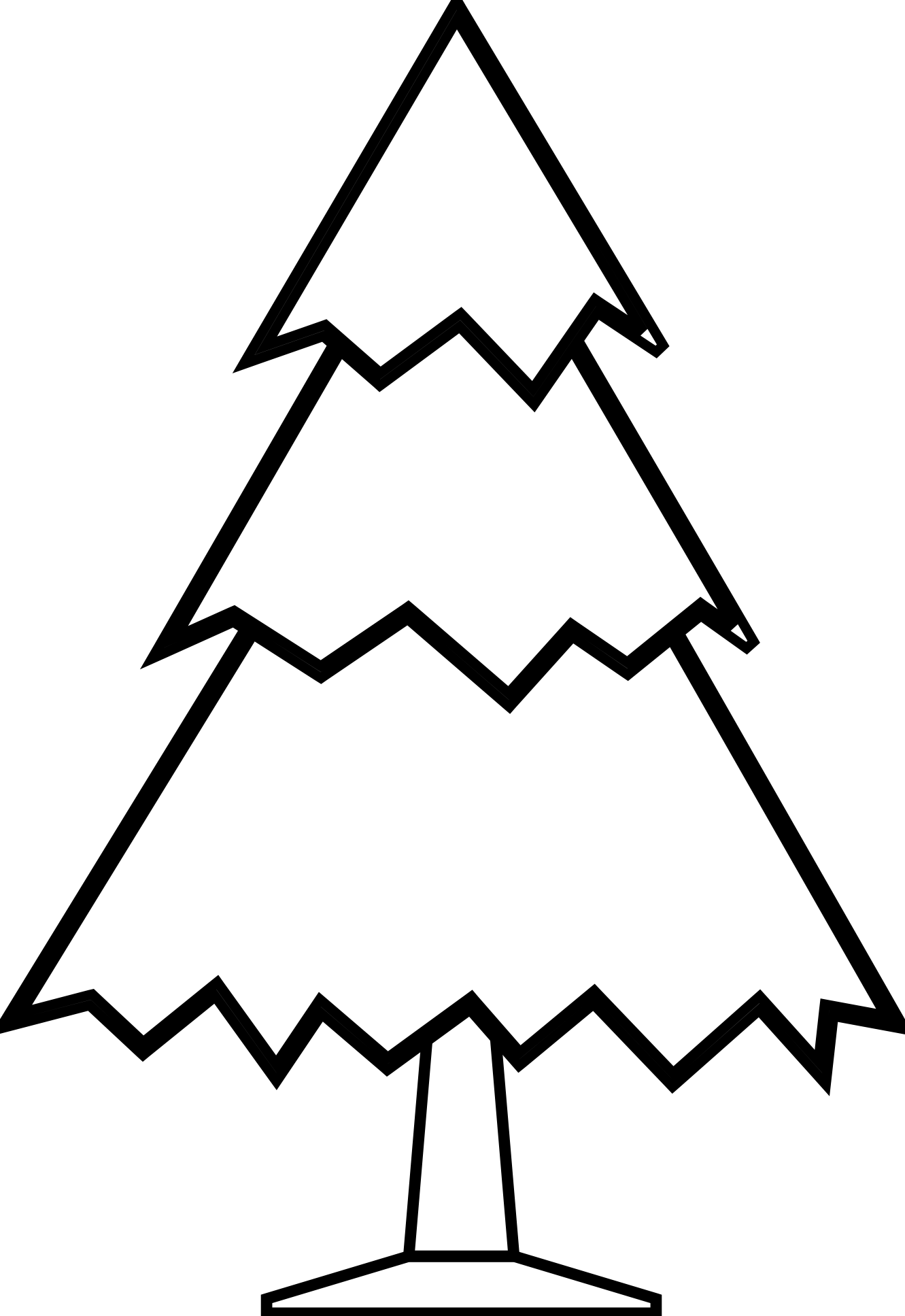 Present Black And White Christmas Present Clipart Black White Collection
