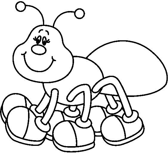 ant black and white carson dellosa