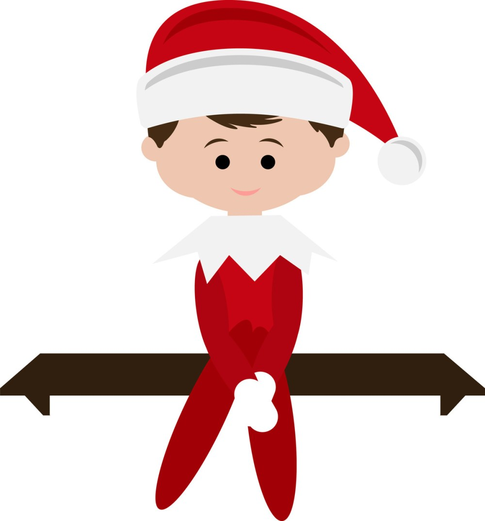 medium resolution of elf black and white christmas elf clipart on christmas picasa and elves image 4