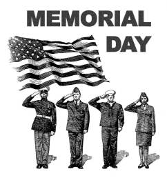 thank you black and white memorial day clip art black and white happy 8 [ 951 x 1024 Pixel ]