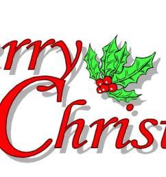 christmas thank you clip art 4 [ 1567 x 633 Pixel ]