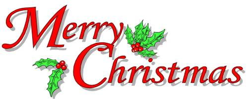 small resolution of christmas thank you clip art 4