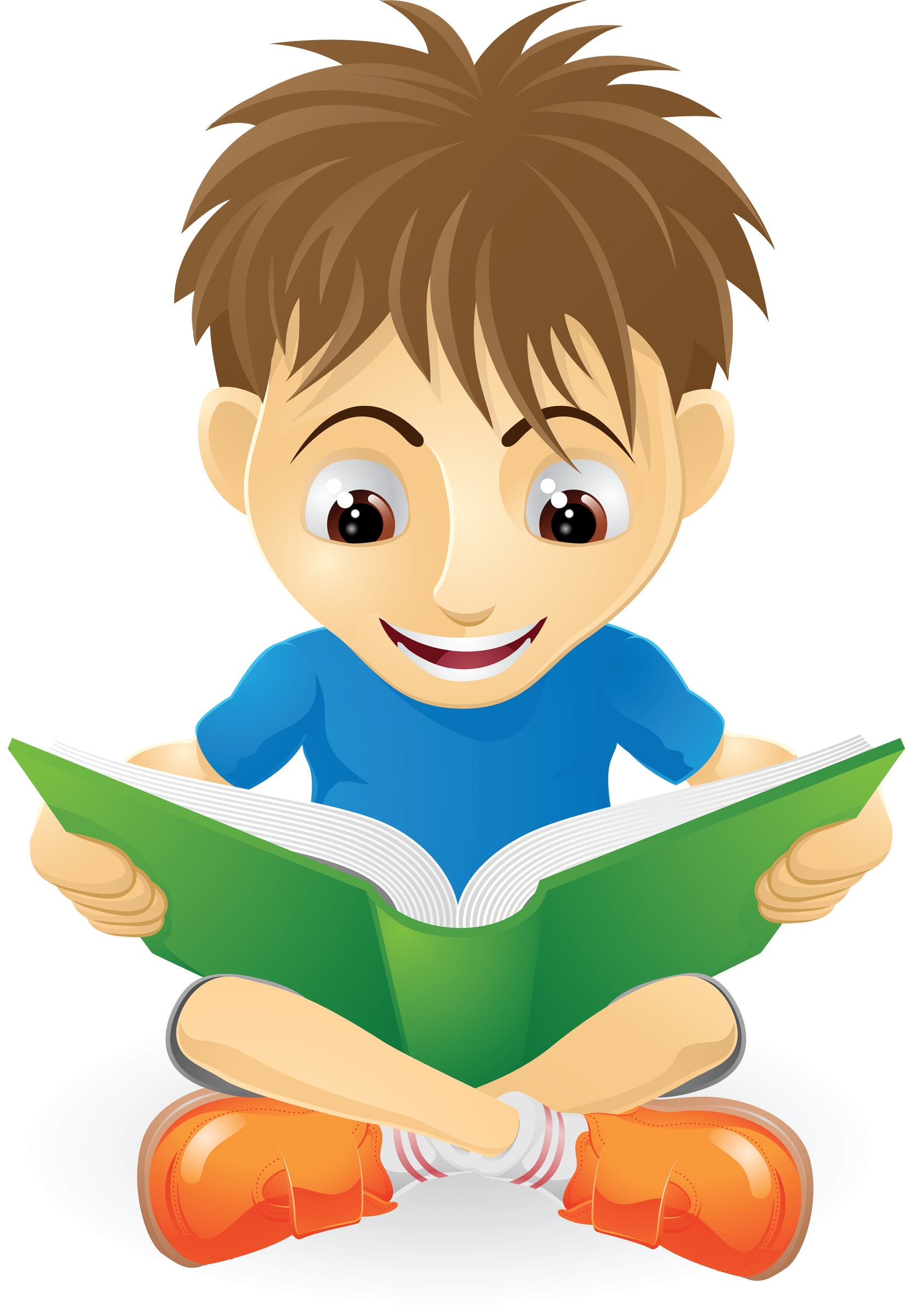 hight resolution of child thinking child reading clipart 7 wikiclipart