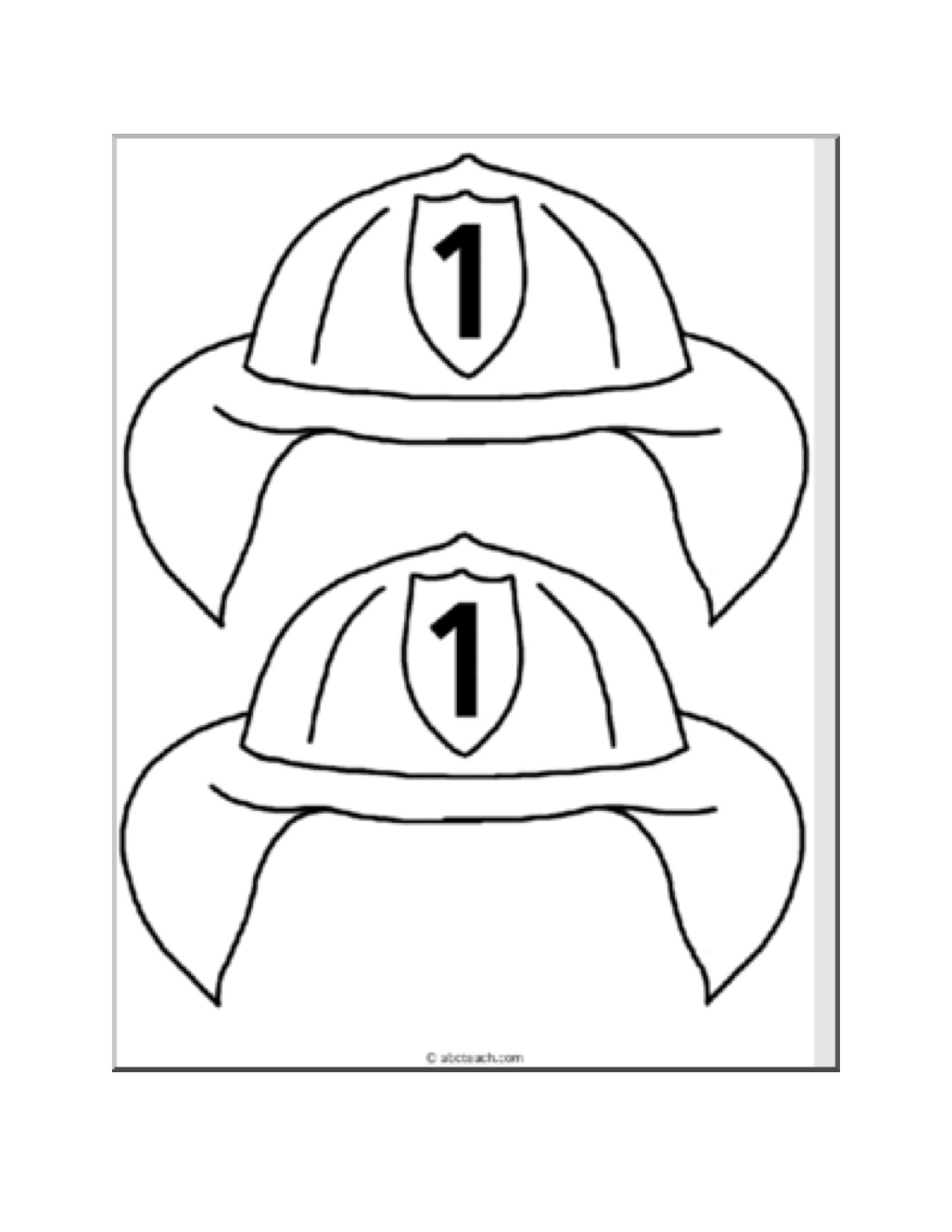 Fire Hat Fireman Face Cliparts Free Download Clip Art
