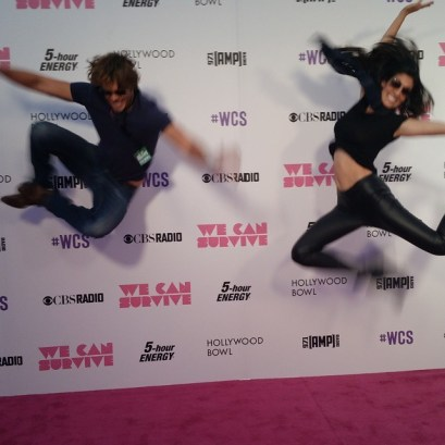 @christinepark12: They are THIS awesome ALL the time. :) @danielaruah @ericcolsen
