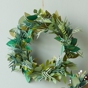 Papercraft-Christmas-Wreath_sq-300x300 Activity
