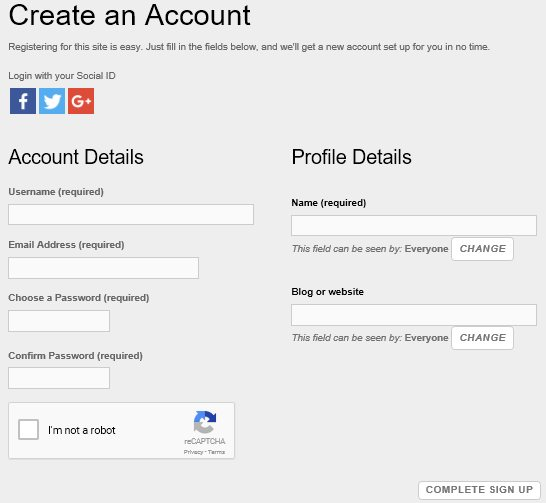 How to create a WikiDIY account