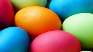 how to make easter eggs with food coloring