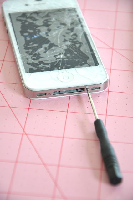how to replace your iphone 4 screen resources for doing it yourself