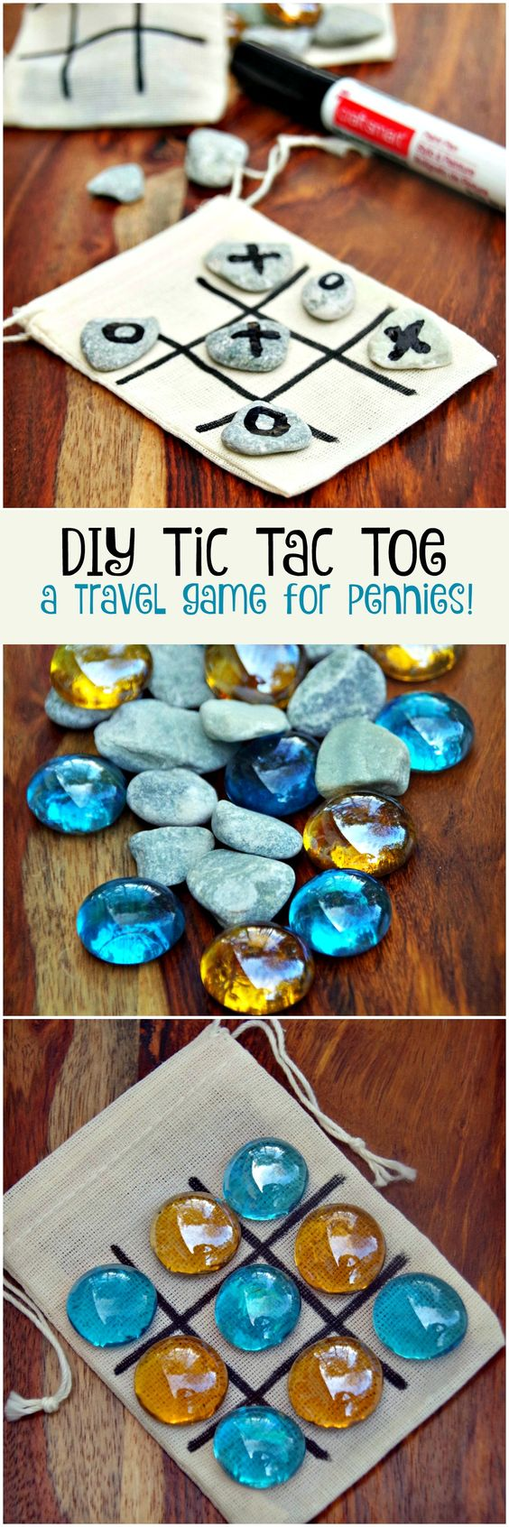 tic tac toe game board a simple gift for only pennies