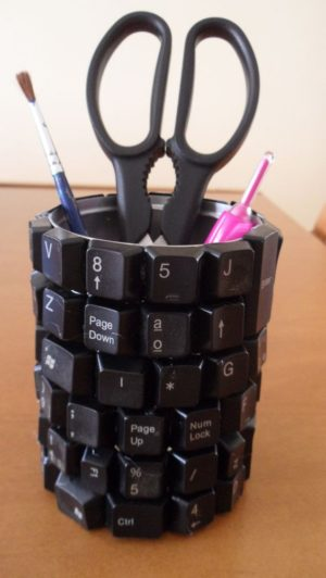 upcycling keyboard
