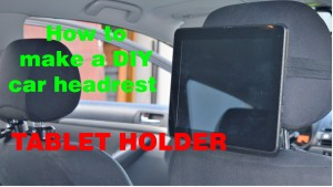 How-to-make-a-DIY-car-headrest-tablet-holder-feat-300x169 How2db