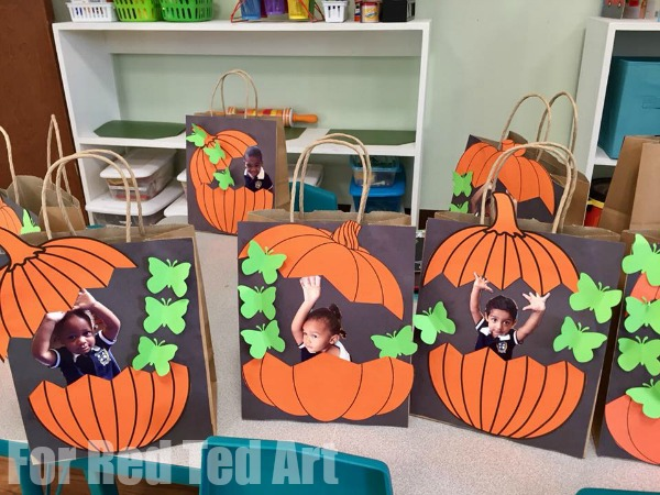 Pumpkin-Treat-Bags