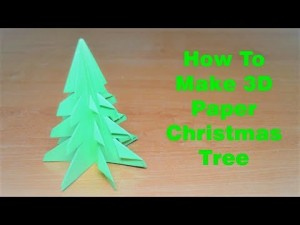 3d-paper-christmas-tree-how-to-m-300x225 How2db