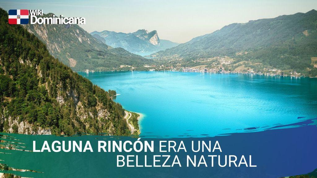 Laguna Rincón antes