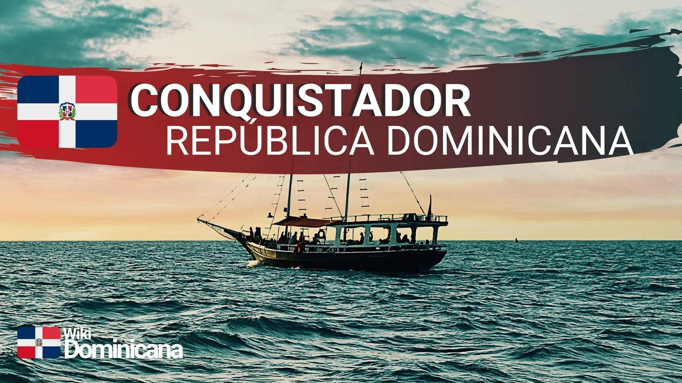 quien conquisto republica dominicana