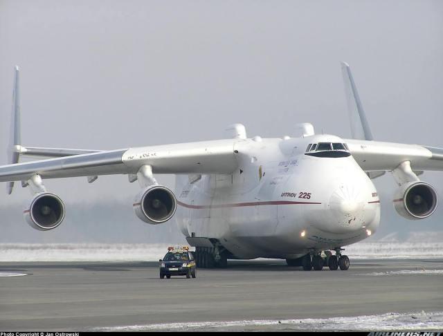 طائرة عملاقة - معلومات عن اكبر طائرة بالعالم