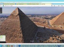 زيارة هرم الجيزا - الأهرامات بمصر من الجو
