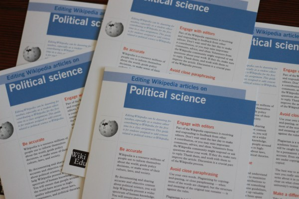 Political Science Articles
