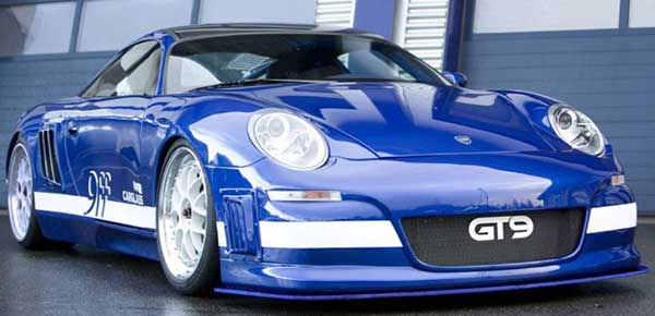 9FF GT9-R – 257 MPH