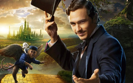 Movie: Oz the Great and Powerful
