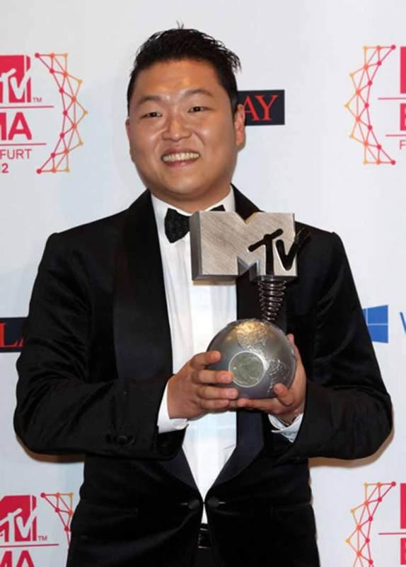 Psy-awards